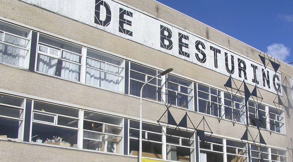 De Besturing in Den Haag, een plek die nog volop in transitie is.